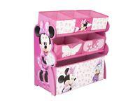 Kids storage minnie mouse storage