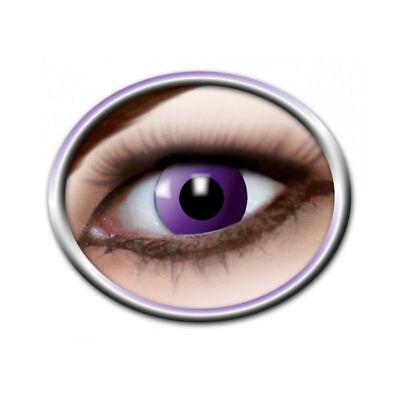 Kontaktlinsen Purple Gothic Motivlinsen Verrückte Augen Halloween - Gothic Kontaktlinsen