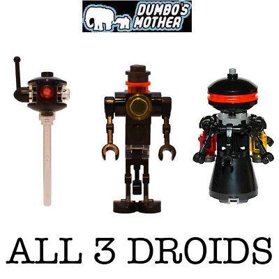 Lego Star Wars 3 Droids Darth Vader Transformation Minifigure 75183