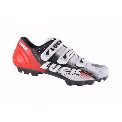 Zapatillas de Ciclismo de montaña LUCK Extreme 3.0 Talla 42