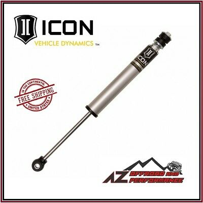 ICON 2014 Dodge RAM 2500 4wd Stock Height Rear Shock - 2.0 Aluminum Series