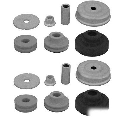 Rear Upper Shock Mounting Kit Set of 2 KYB BFJG-7568-34-1540875 for BMW E82 -