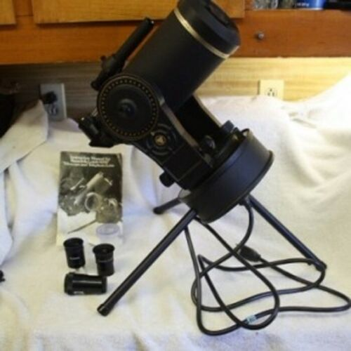 1985 Bausch and Lomb 4000 Telescope and Telephoto Lens