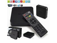 Android TV Box with many plug ins