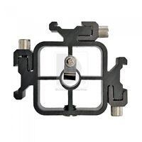 3 In 1 Interamente In Metallo Tri-caldo Attacco Shoe Mount Adattatore Per Flash - inter - ebay.it