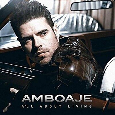 Amboaje - All About Living (NEW CD)