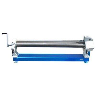 36 X 16 Gauge Slip Roll Roller Sheet Metal Brass Copper Mild Steel