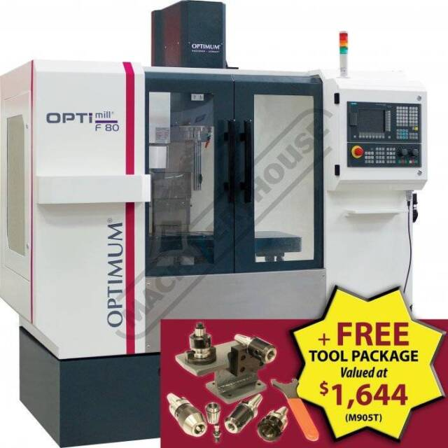 WANTED CNC Milling Machine like Tormach Syil Optimill