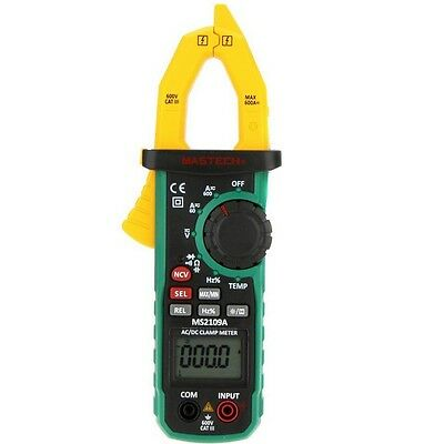 Meter Multimeter Clamp Digital Ac Dc Tester New Fluke True Rms Klein Voltage New