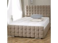 🎖 🎖 BRAND NEW SMALL CUBED FRAME BED 🎖 🎖