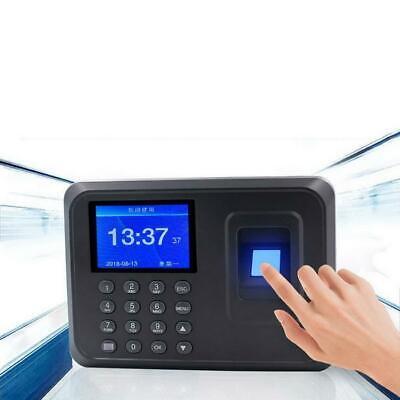 New Biometric Fingerprint Time Clock Recorder Fingerprint Attendance Machine Fo1