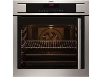 AEG SINGLE OVEN TOP SPEC: BP871511KM