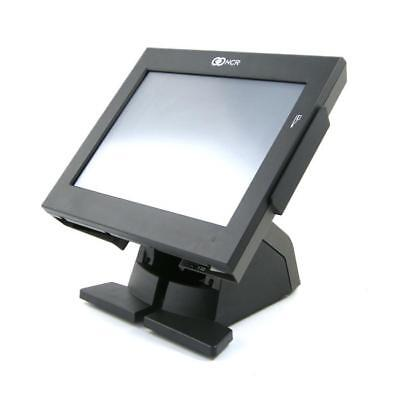 Ncr P1230 Pos 12 Touchscreen Terminal Atomtm D2700 Dual-core 2.13ghz Windows