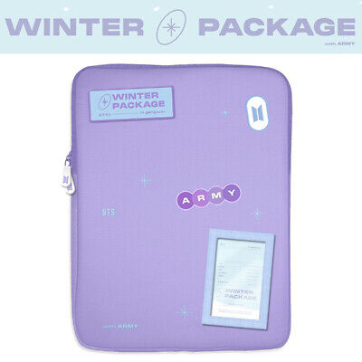 BTS 2021 WINTER PACKAGE DVD+Wappen+Photo Book+Photo+Box+Poster+Card+Pre-Order