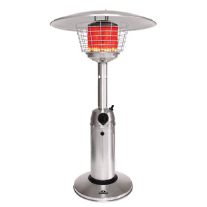 BRAND NEW TABLE TOP 3.5' COMPACT HEAT LAMP DECK LAKE PARTY BBQ