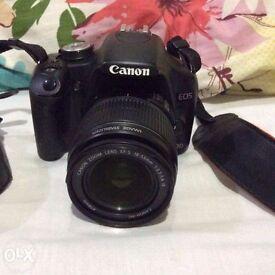 canon 500d kit