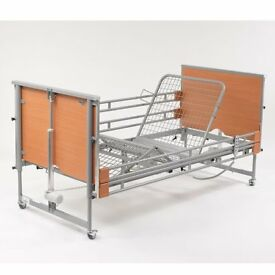 Adjustable Profiling hospital approved bed