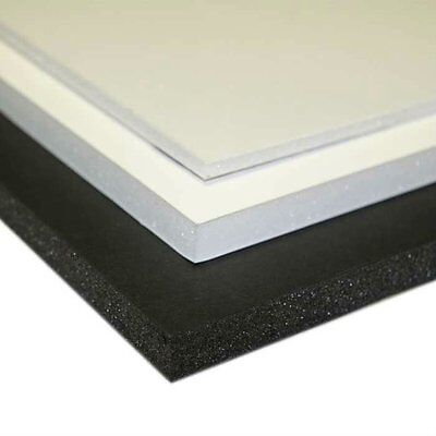 A4a3a2a1 Size 5mm White Black Foam Board Pack Of 1-50 Cfc Acid Free New