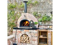 Wanted a handy man/builder to make stone oven pizza gas oven