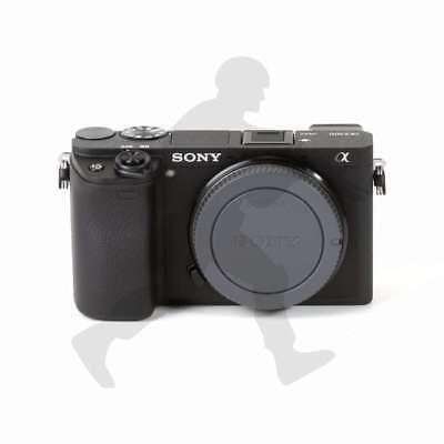 BRANDNEU Sony Alpha a6300 Mirrorless Digital Camera Black Body (Kit Box)