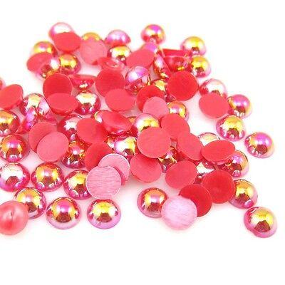 Кнопки NEW 400pcs Half Pearl Bead