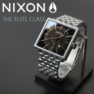 -- RARE -- NIXON ZILLAMATIC AUTOMATIC WATCH