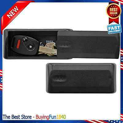 Safe Master Lock Magnetic Hide Key Case Storage Holder Box Store Locker Car Home