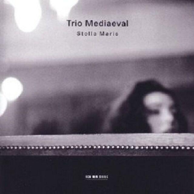 TRIO MEDIAEVAL - STELLA MARIS  CD NEU