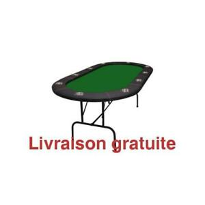Table de poker Legacy Poker Table 96''