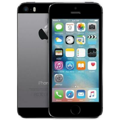 Apple iPhone 5s 16GB GSM Unlocked - Space Gray Smartphone A1533 16 GB WiFi LTE