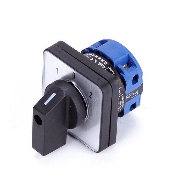Milling Machine Import Forward Reverse Speed Switch Metal Cover Part Turr 2pc