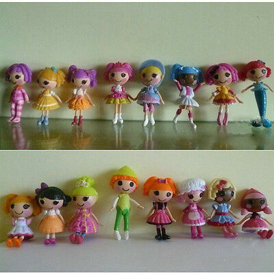 Lot of 8pcs Mini Lalaloopsy Doll Pick by Random on Rummage