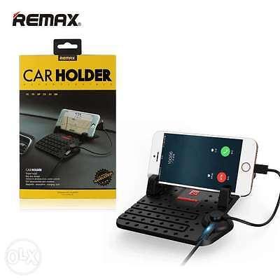 Car Holder Dashboard Mount Navigation Mobile Cell Phone Char
