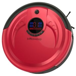 Robotic Vacuum and Floor Cleaner