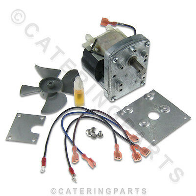 87-037s Prince Castle Rotary Conveyor Bread Bun Toaster Drive Gear Motor Kit