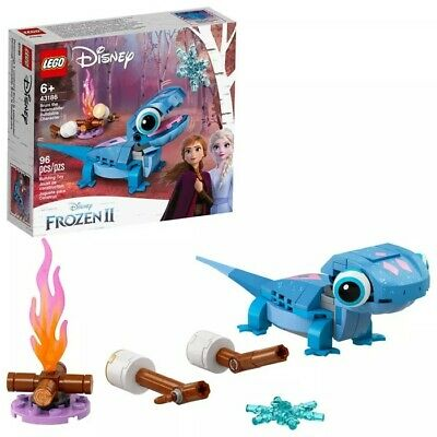 LEGO Disney (43186) Bruni the Salamander Buildable Character - 96 pcs - Frozen 2