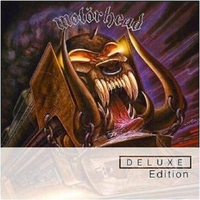 MOTÖRHEAD - Orgasmatron  (Deluxe 2-CD)