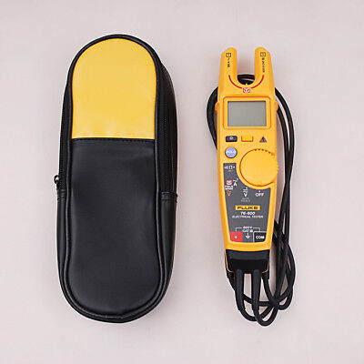 Fluke T6-600 Clamp Meter Electrical Tester With Carring Case Non-contact Meter