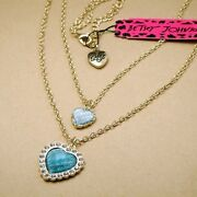 Betsey Johnson Necklace Free Shipping