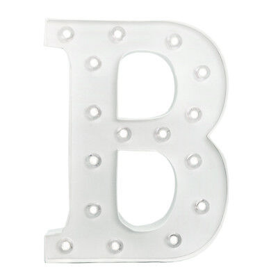 American Crafts Heidi Swapp 10 Inch Marquee Letters Letter - Letter B Crafts