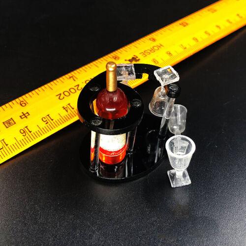 """1//6 Scale Wine Bottle Model /& Cola Bottle Model Scene Accessories for 12/"""" Figure"""