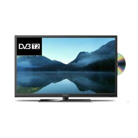 BRAND NEW Goodmans G40227FT2 40'' Inch Freeview LED TV with built-in DVD Player