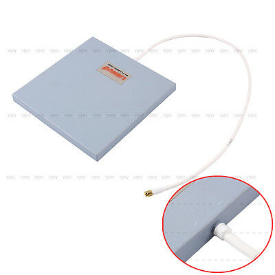 2.4Ghz 14dbi Directional Flat Panel WiFi Antenna wireless Router Indoor Outdoor 2.4 Ghz Flat Panel
