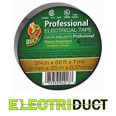 Professional Electrical Tape - 34 X 66 Ft X 7 Mil - Duck Tape
