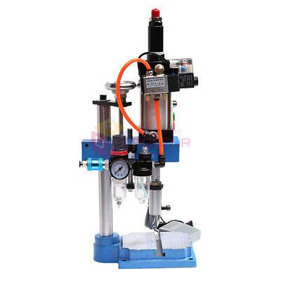 Single Column Jna50 Punching Bench Pneumatic Punch Machine Adjustable 0-200kg