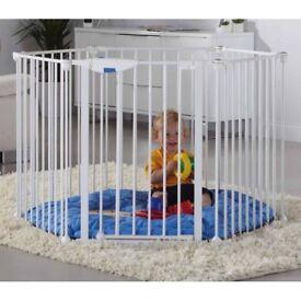 Lindam Safe & Secure Playpen/Room Divider