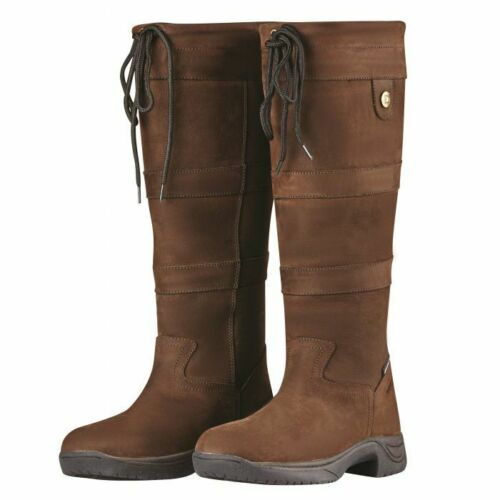 NEW Dublin River III Boots - Chocolate - Various Sizes