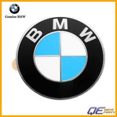 BMW E36 E30 E34 E60 Emblem Wheel Center Cap Genuine 36136758569 (70 mm Diameter)