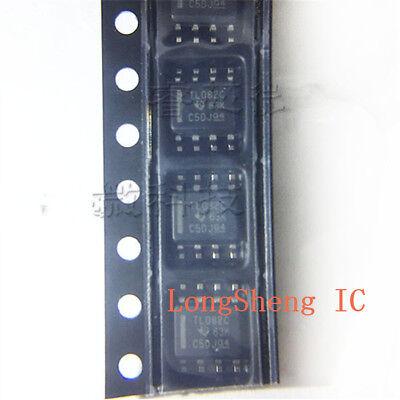 50 Pcs Tl082cdr Sop-8 Tl082cd Tl082c Tl082 082c Dual Operational Amplifiers