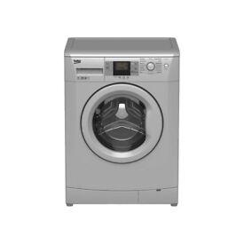 Beko WMB71543S 7kg 1500rpm Spin Washing Machine- Silver